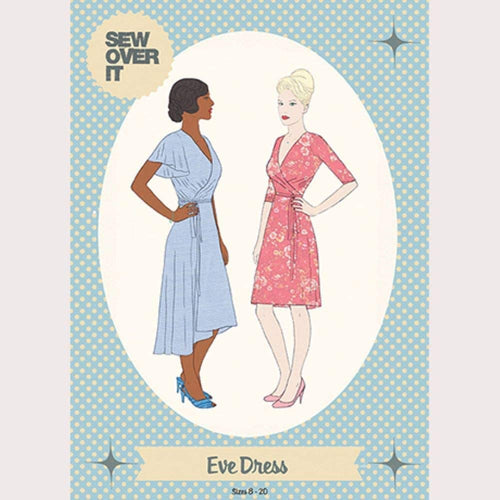 Eve Dress - Sew Over It