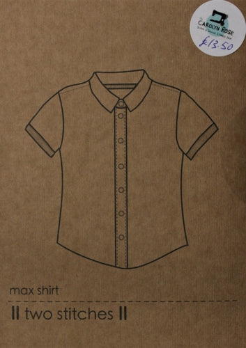 max shirt - two stitches