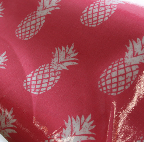 Pink Pineapples - PVC
