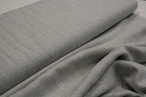 Grey Melange - Viscose