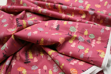 Pink Trees - Elinor Berry Collection - Cotton