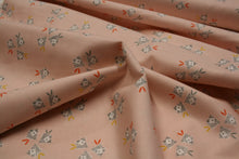 Pale Pink Birds - Emi & the Bird Collection - Cotton