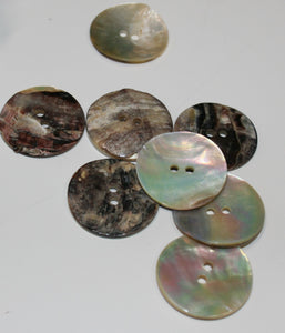Mother of Pearl Bonfanti Buttons