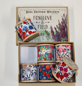 Liberty Wiltshire - Pattern Weights - Foxglove & Field