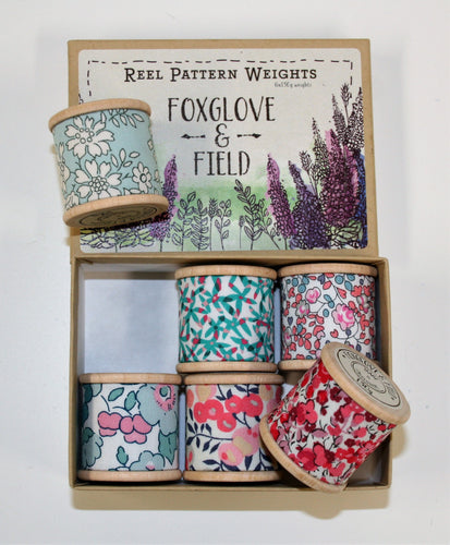 Liberty Spring - Pattern Weights - Foxglove & Field