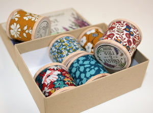 Liberty Autumn - Pattern Weights - Foxglove & Field