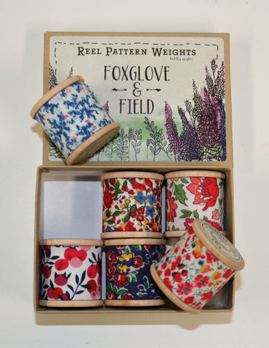 Liberty Love - Pattern Weights - Foxglove & Field