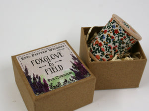 Emmeline - Pin Cushion and Magnet - Foxglove & Field