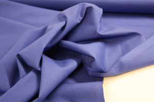 Solid Royal Blue - Cotton