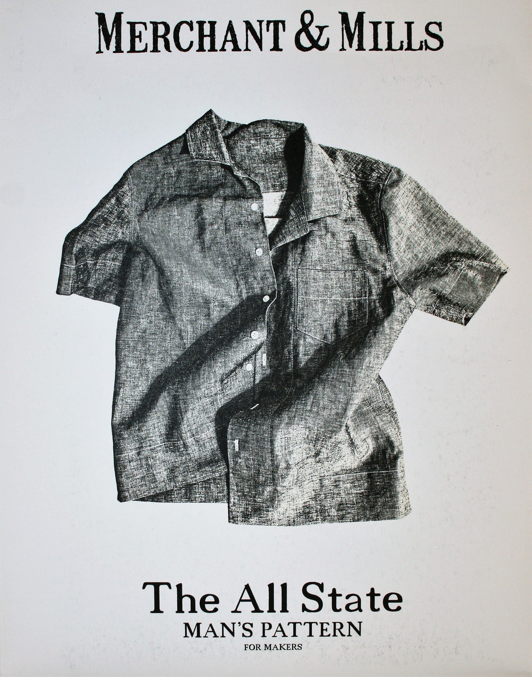 The All State Man's Pattern - Merchant and Mills
