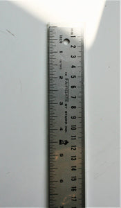 1.5mtr Steel Ruler - Fairgate