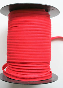 3mm Thin Ready Made Piping - Red
