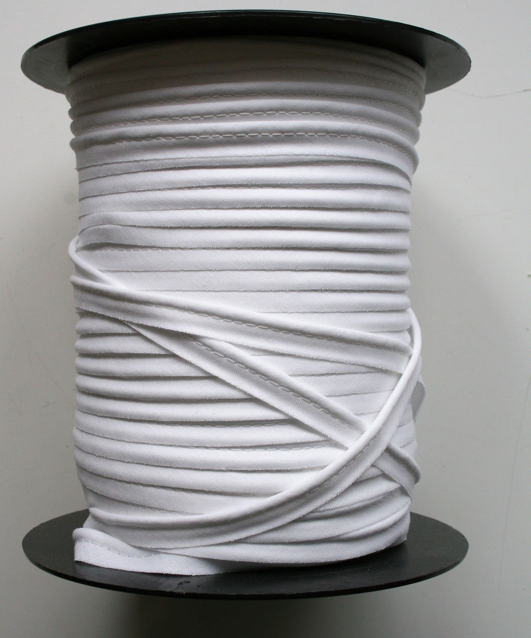 3mm Thin Ready Made Piping - White