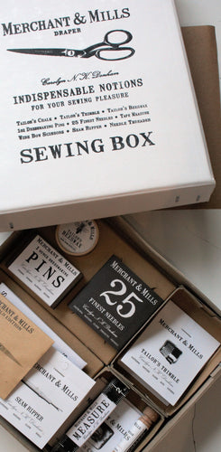 Sewing Box - Merchant & Mills