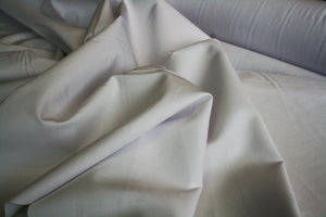 Solid White - Cotton Poplin