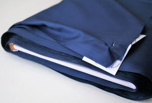 Navy - Polyester - Lining