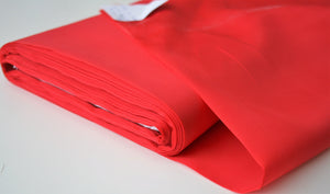 Red - Polyester - Lining