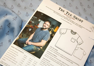 The Tee Man's Pattern - Merchant and Mills