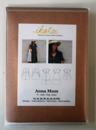 Anna Mum - Dress - ikatee