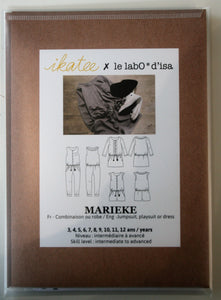 Marieke Girls 3yr-12yr - Jumpsuit, Playsuit & Dress - ikatee
