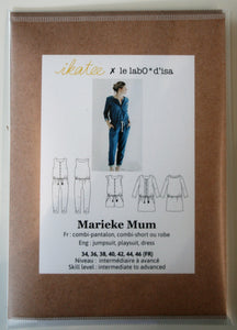Marieke Mum - Jumpsuit, Playsuit & Dress - ikatee