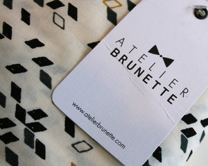 Twist Mustard - Atelier Brunette - Cotton