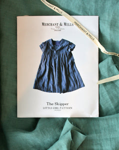 The Skipper Little Girl Pattern - Merchant and Mills