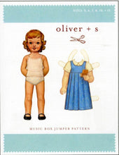 Music Box Jumper - oliver + s