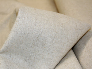 Natural - Linen/Cotton Mix