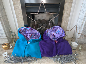 Cosy Cape Kits - Size X-Small (age 3/4)