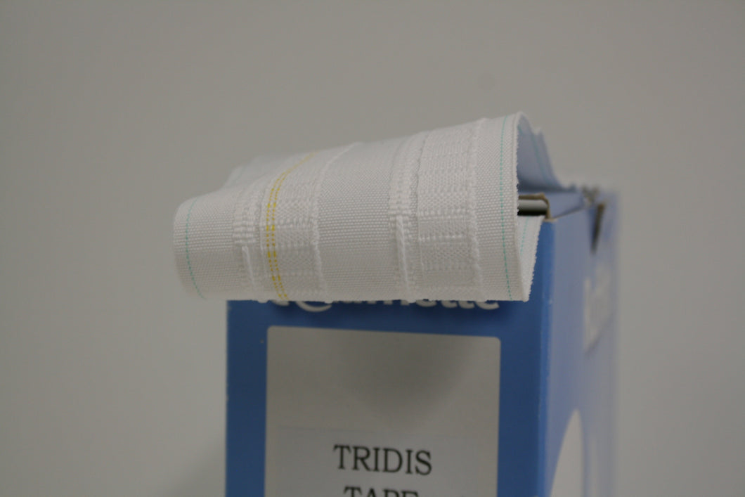 Tridis Rufflette Pinch Pleat 3.5