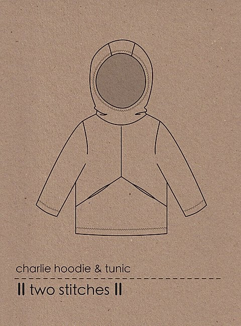 charlie hoodie & tunic - two stitches