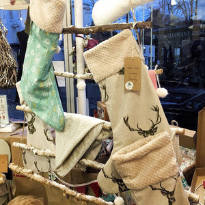 Adult, Beginners, Christmas Stocking, Workshop