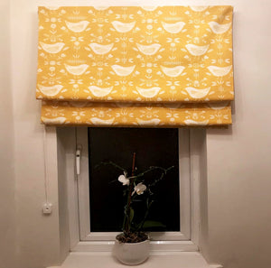 Adults, Soft Furnishings Workshop - Roman Blinds
