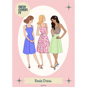 Rosie Dress - Sew Over It