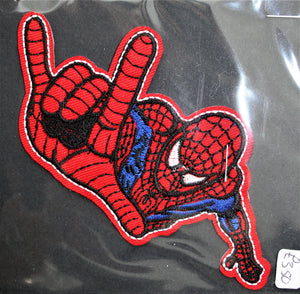 Spiderman - Iron On Motif