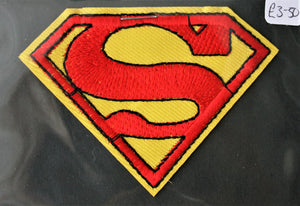Superman - Iron On Motif
