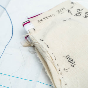 Adults, Beginners, Pattern Drafting Trouser Block, Two Day Workshop