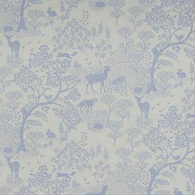 Woodland Life - Soft Furnishing Cotton