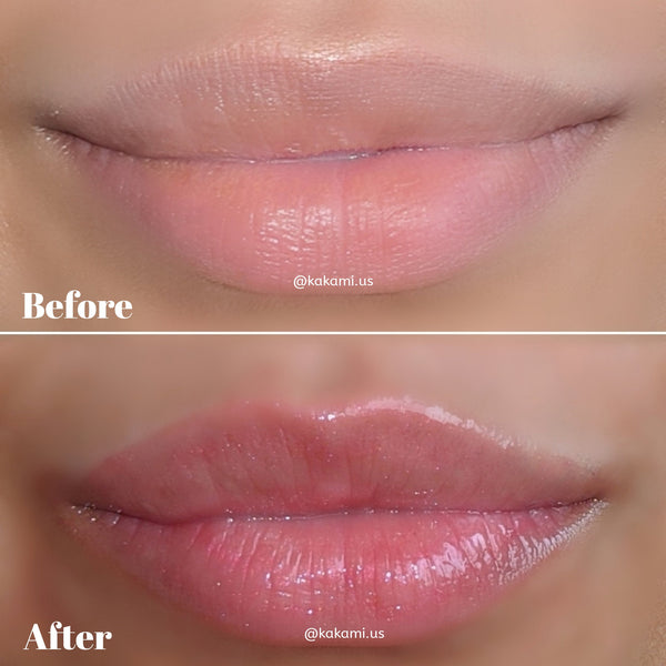 8 oz PIGMENTED Pre-mixed/Wholesale Berry Pink with Purple Sheen Lip Gloss | Vegan