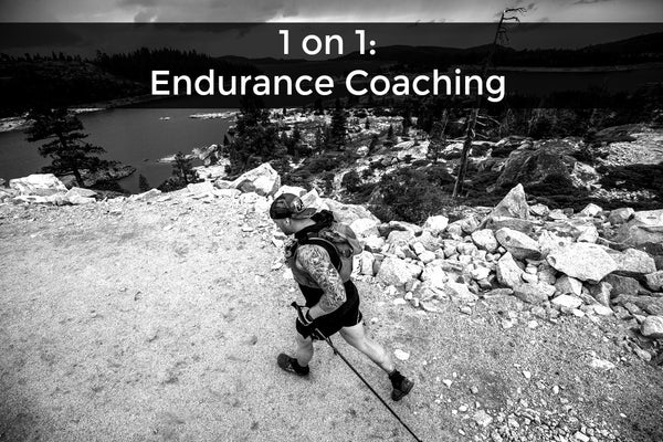 1 on 1: Endurance Coaching