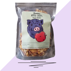OinkBox Apple Chips Pig Treats
