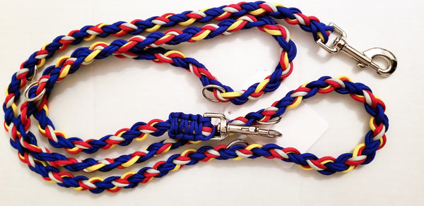 OinkBox Pig Harness - Colorado Flag Colors