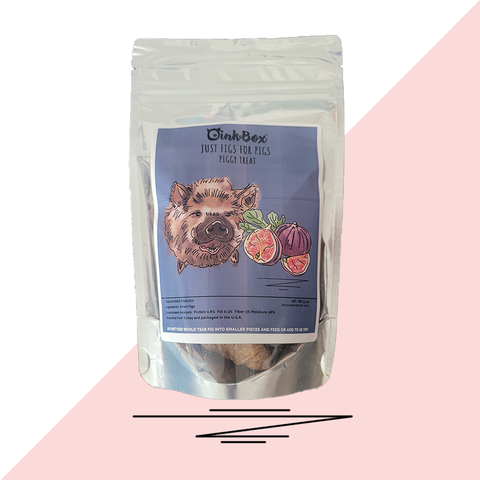 Vegan Just Figs For Pigs Treats