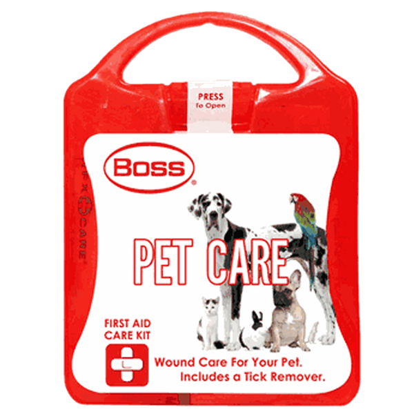 Pet First Aid Kit [travel size]