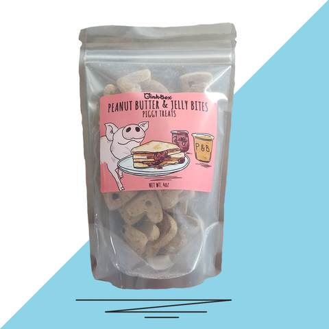 OinkBox Organic PB&J Piggy Treats