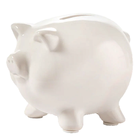 DIY Decorate a Piggy Bank Kit