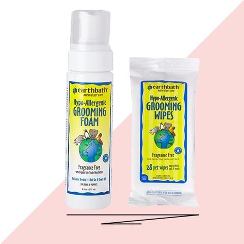 Waterless Shampoo & Wipe bundle
