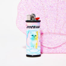 Meow Bic Lighter Case