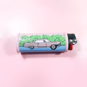 Cadillac Bic Lighter Case